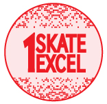 Skate Excellence Shop - Grade 1 Badge