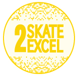 Skate Excellence Shop - Grade 2 Badge