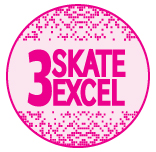 Skate Excellence Shop - Grade 3 Badge