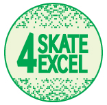 Skate Excellence Shop - Grade 4 Badge
